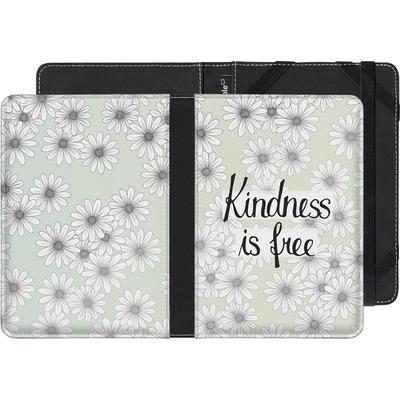 Pocketbook Touch Lux eBook Reader Huelle - Kindness is Free von Barlena