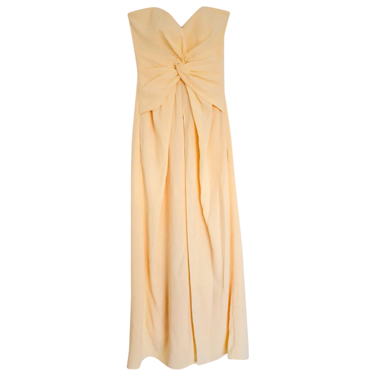 Self Portrait \N Yellow dress for Women 6 UK