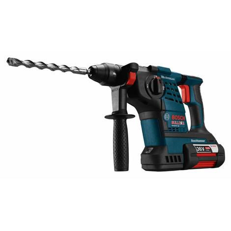 Bosch 36V SDS-plus® Bulldog™ 1-1/8 In. Rotary Hammer Kit