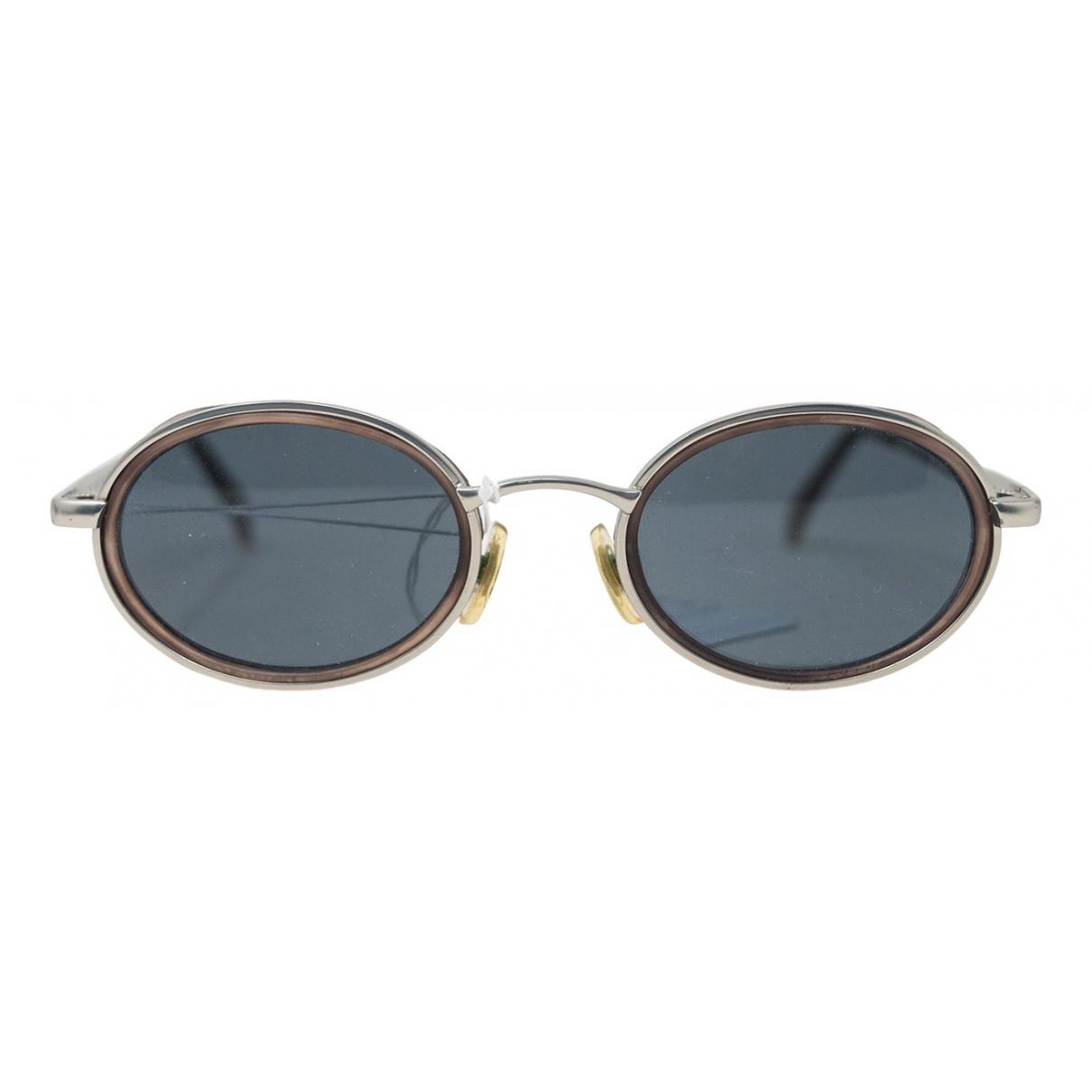Cacharel N Silver Metal Sunglasses for Men N