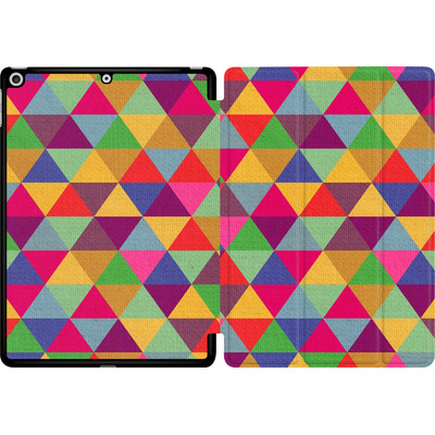 Apple iPad 9.7 (2017) Tablet Smart Case - In Love With Triangles von Bianca Green