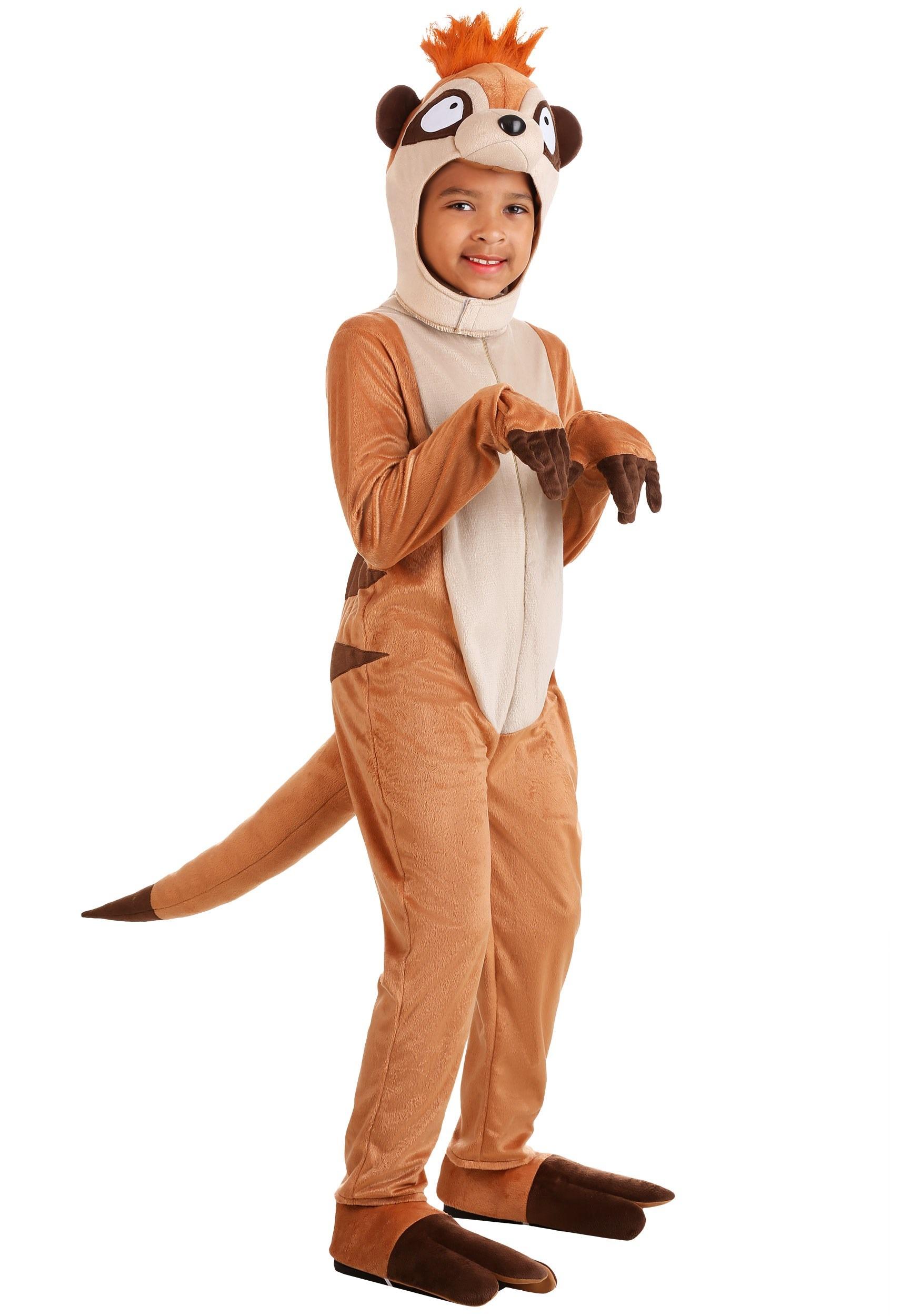 Meerkat Kid's Costume