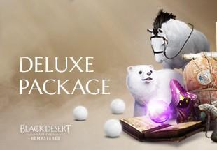 Black Desert Online - Deluxe Package EU Steam Altergift