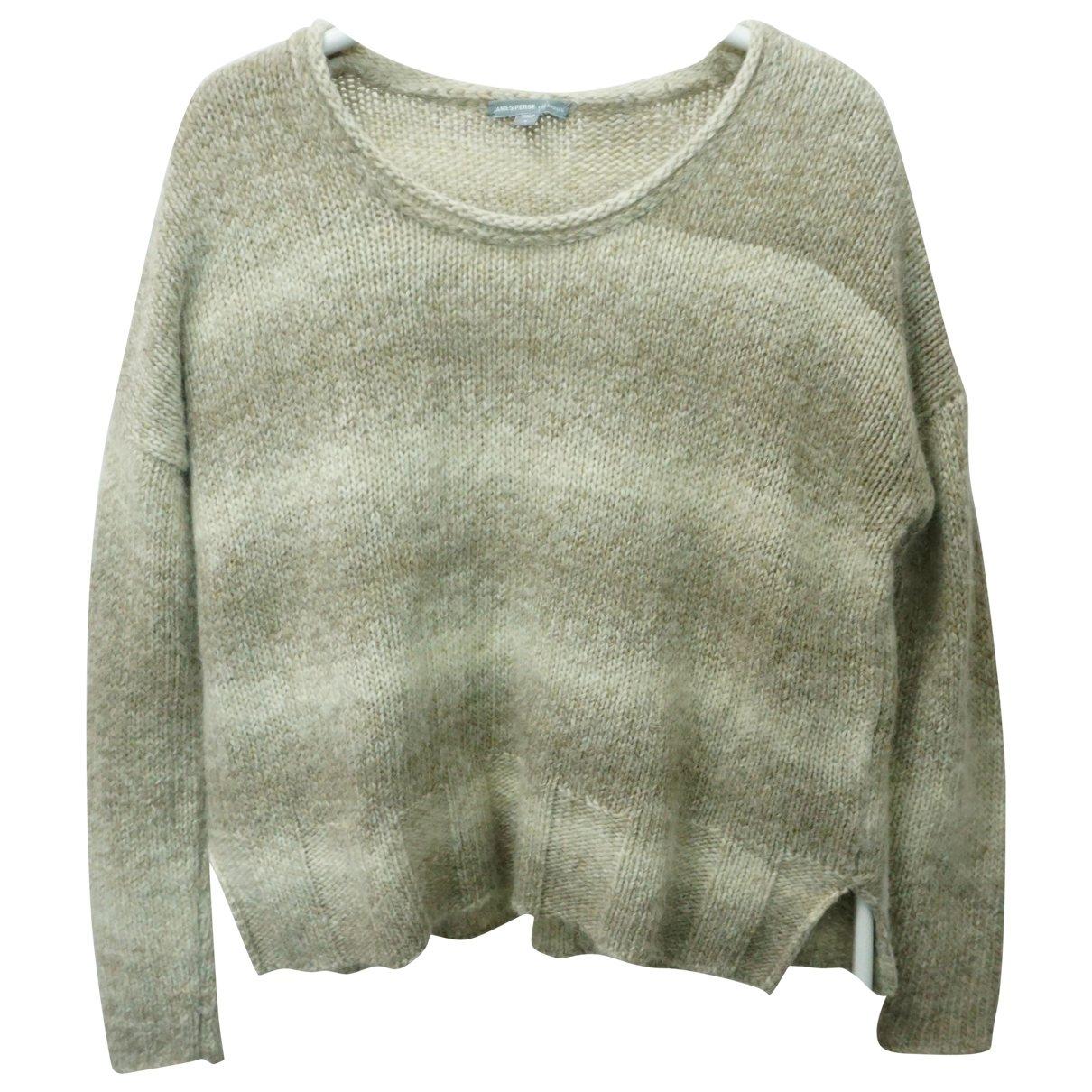 James Perse - Pull   pour femme en laine - multicolore