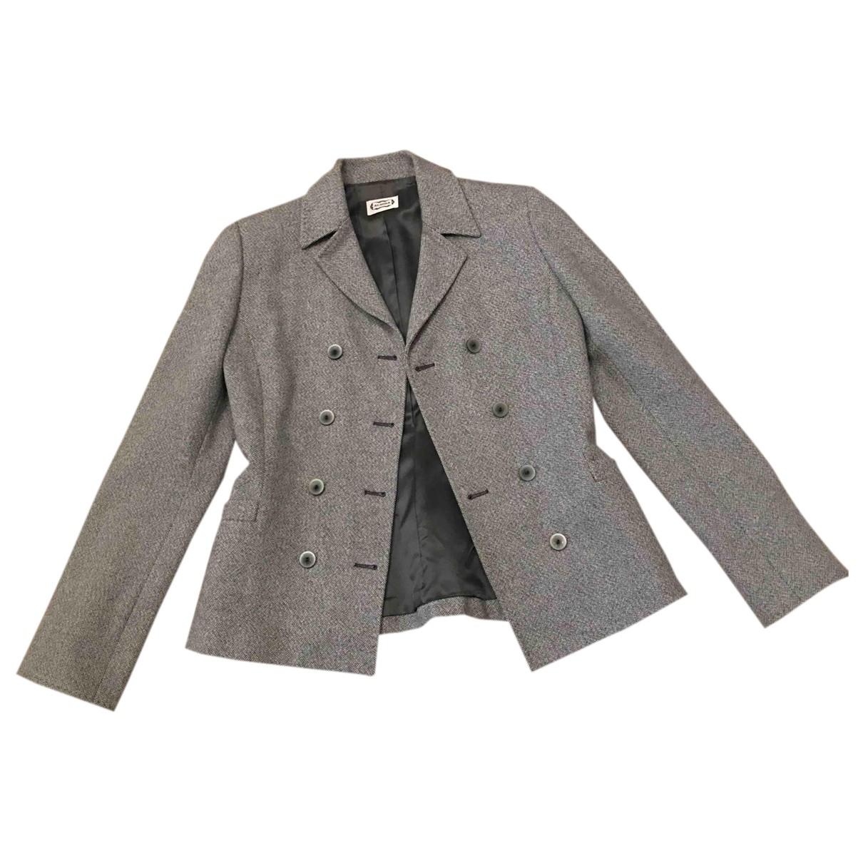 Agnona - Veste   pour femme en laine