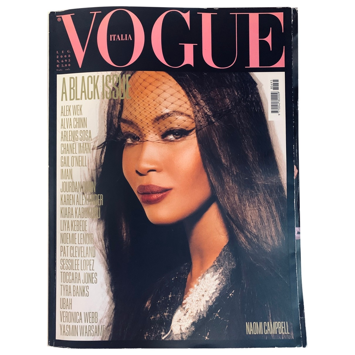 Vogue \N Mode in  Bunt Porzellan