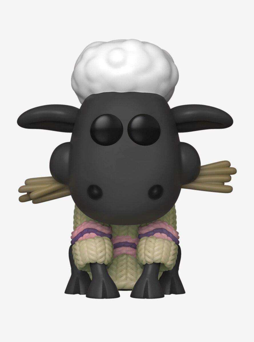 Funko Pop! Animation Wallace & Gromit Shaun the Sheep Vinyl Figure