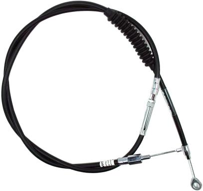 Motion Pro 06-0377 Black Vinyl Clutch Lw Cable 06-0377