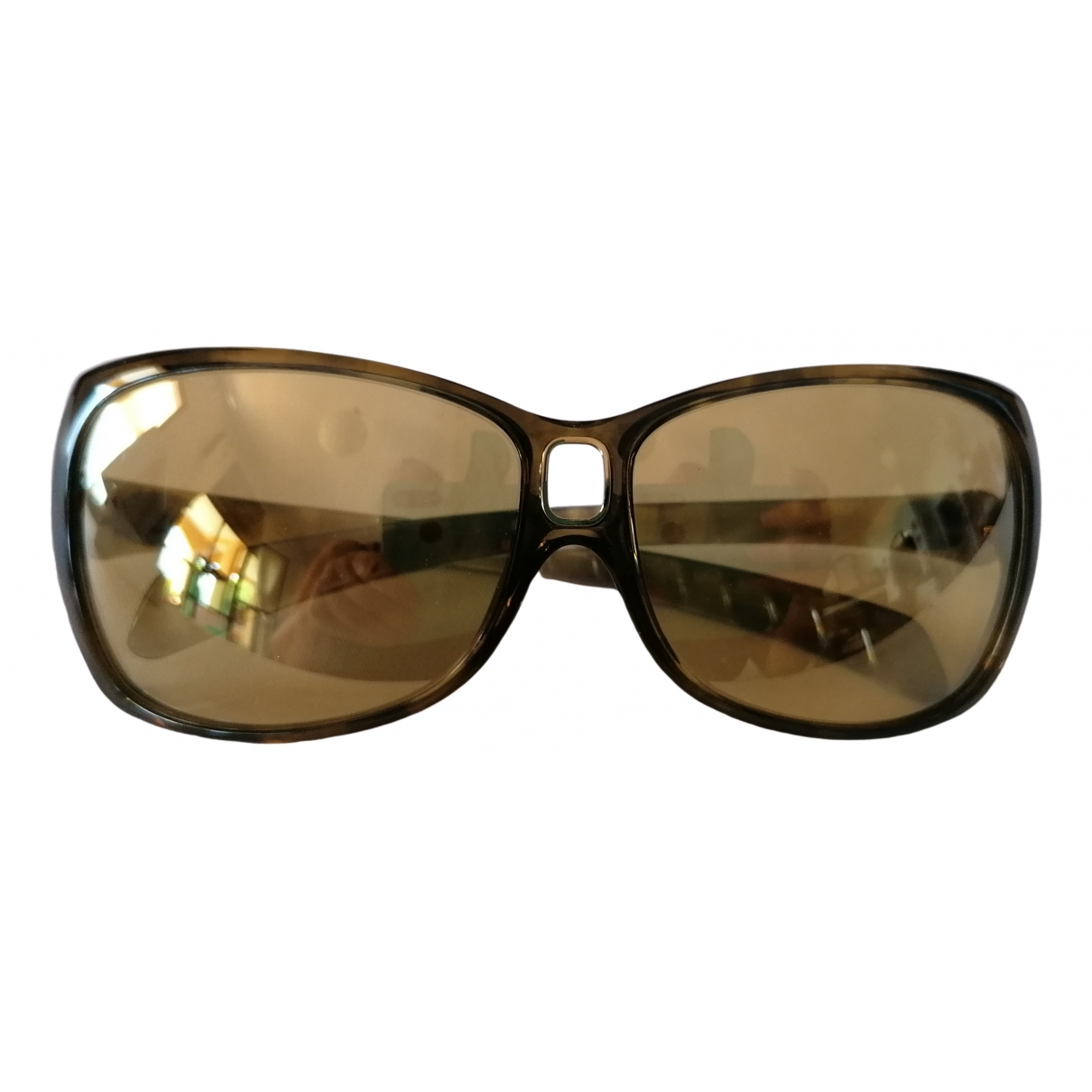 Adidas \N Khaki Sunglasses for Women \N
