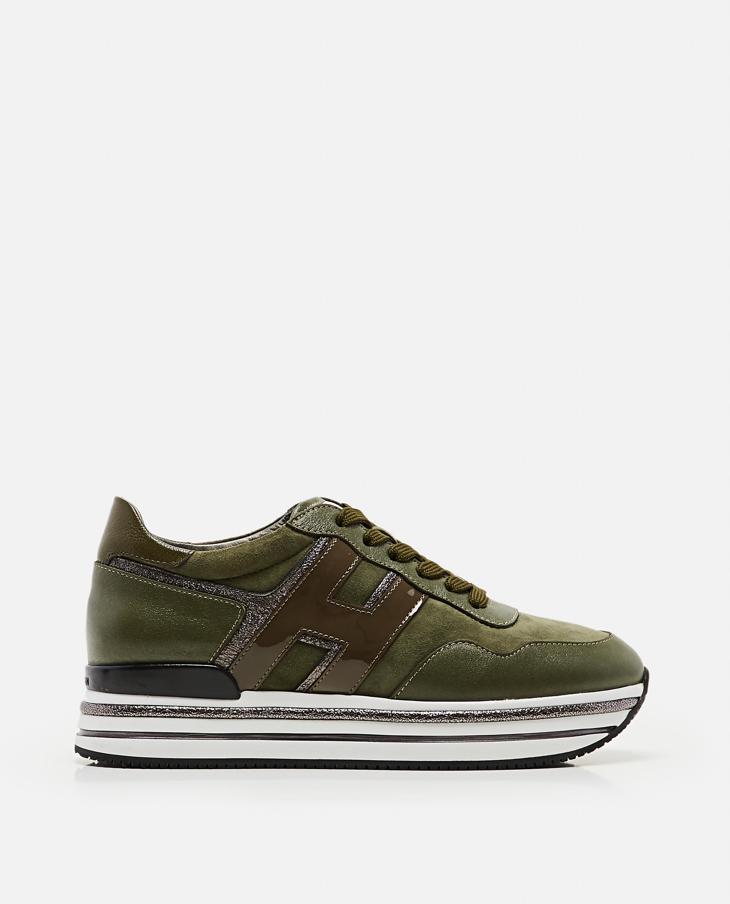 H222 Midi Sneaker Green