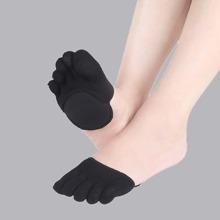 1 pieza calcetin de dedo invisible