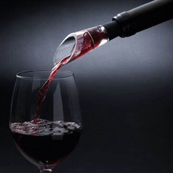 Magic Red Wine Aerator Pourer Decanter Enhancing Flavor Tool