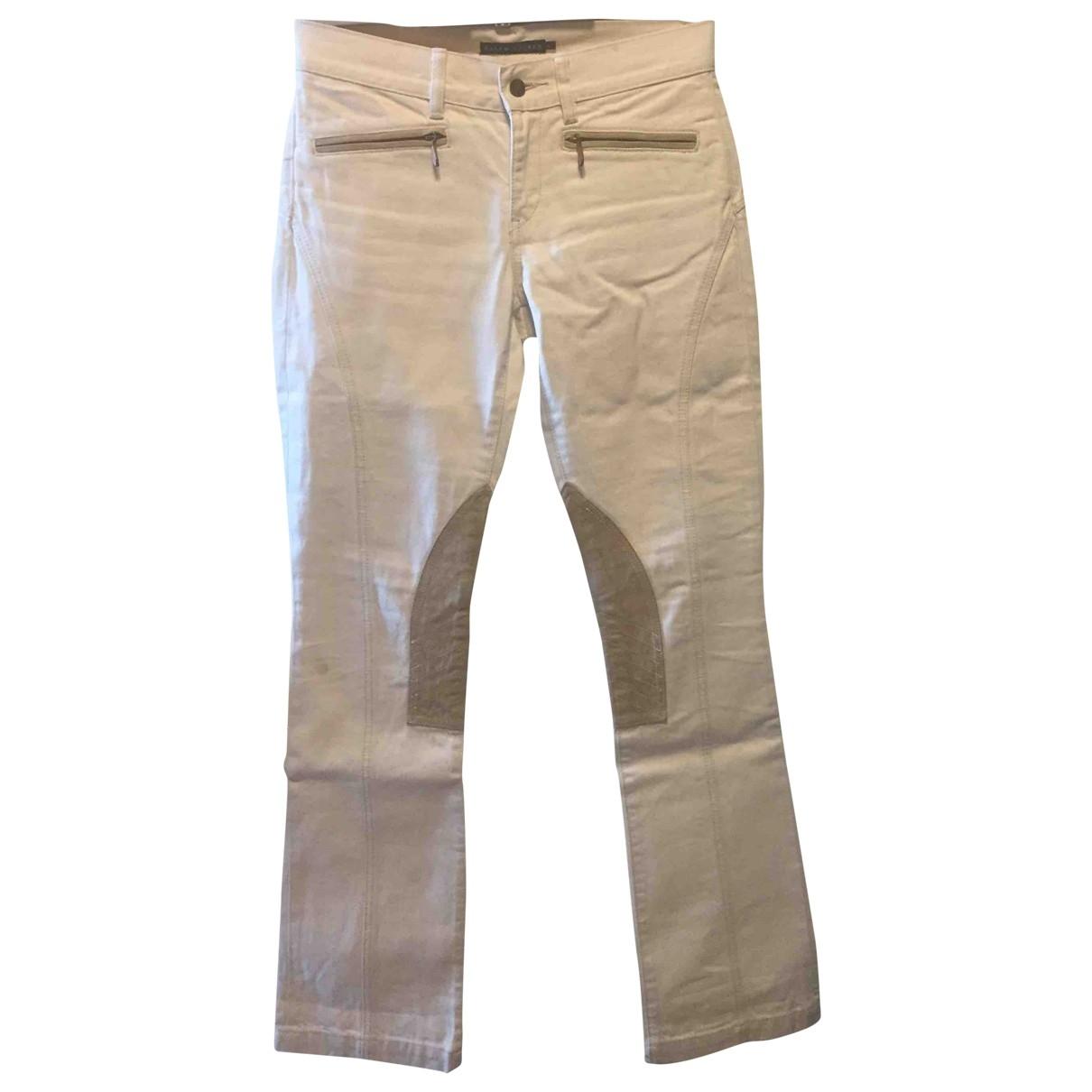 Pantalon recto Ralph Lauren