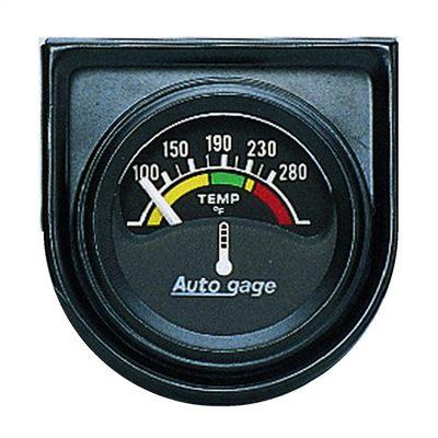 Auto Meter Autogage Electric Water Temperature Gauge - 2355