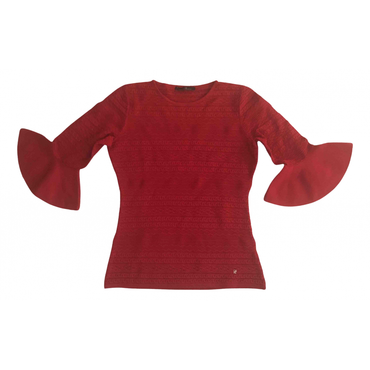 Carolina Herrera N Red Cotton  top for Women S International