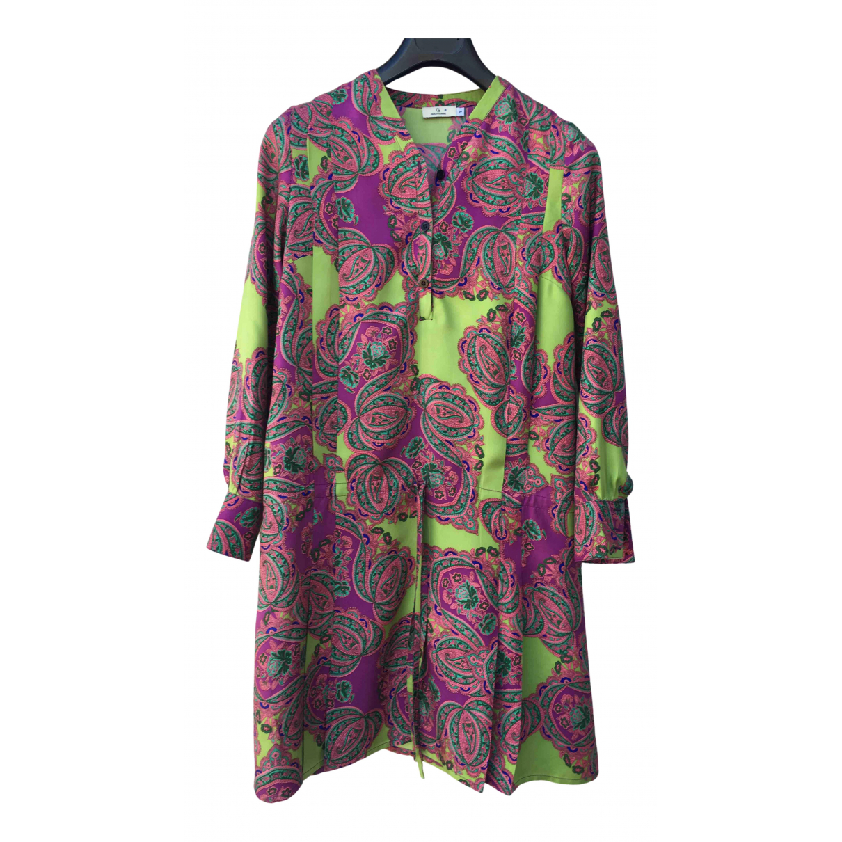 Charlotte Sparre - Robe   pour femme en soie - multicolore