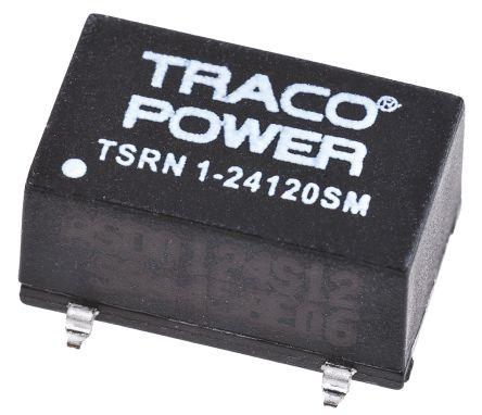 TRACOPOWER Surface Mount Switching Regulator, ±12V dc Output Voltage, 13.5 → 42 V dc, 7 → 24 V dc Input
