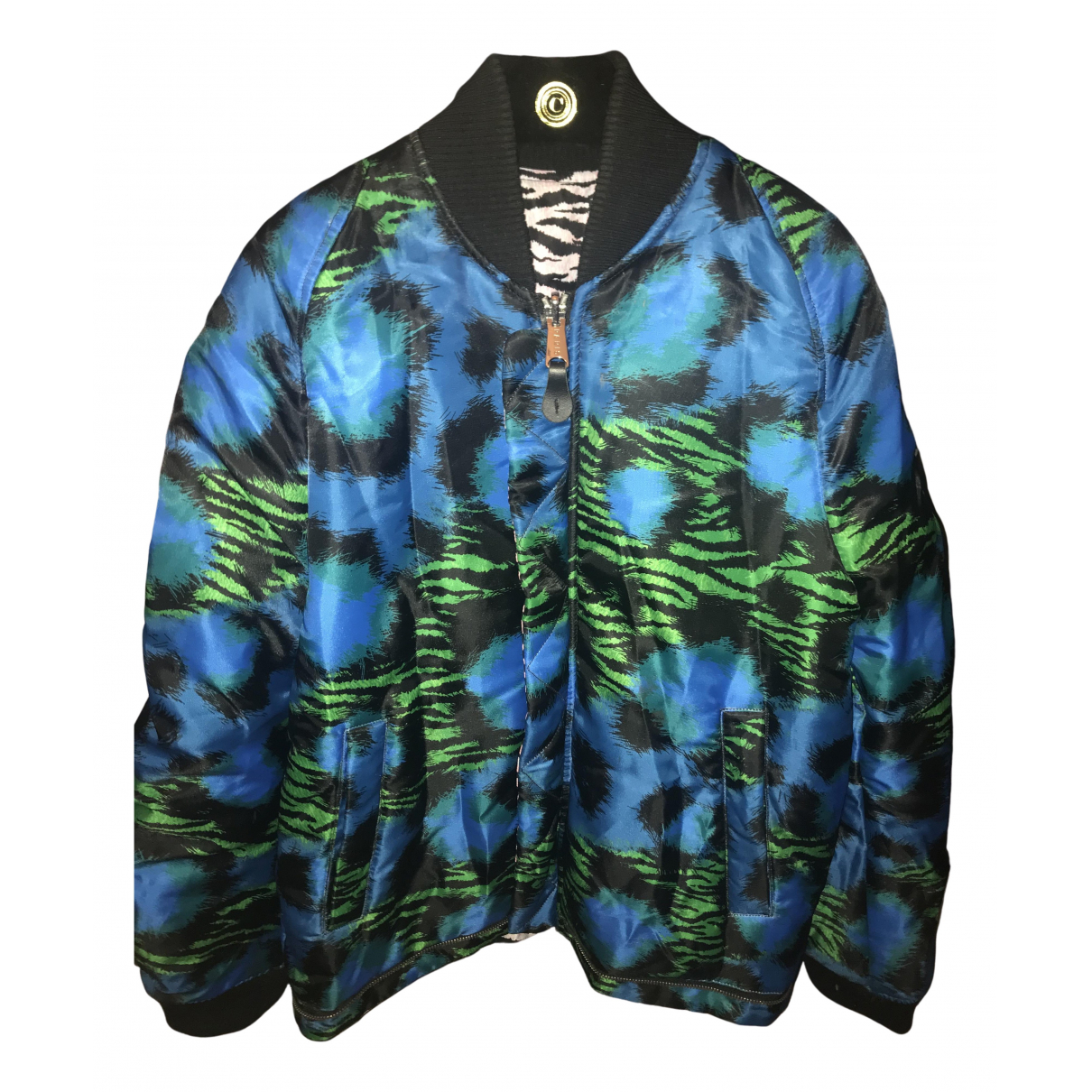 Kenzo X H&m N Blue coat  for Men M International