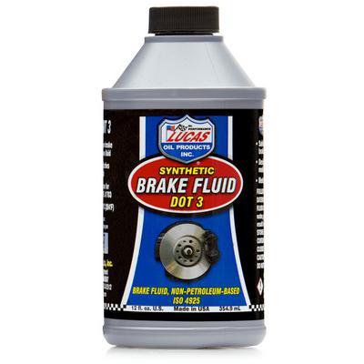 Locus Oil Brake Fluid DOT-3 - 10825