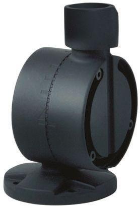 Werma 96000030 Base Unit Foldaway Base for Tube Mounting for use with KombiSIGN 50/70/71