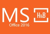 MS Office 2016 Home and Business Retail Key