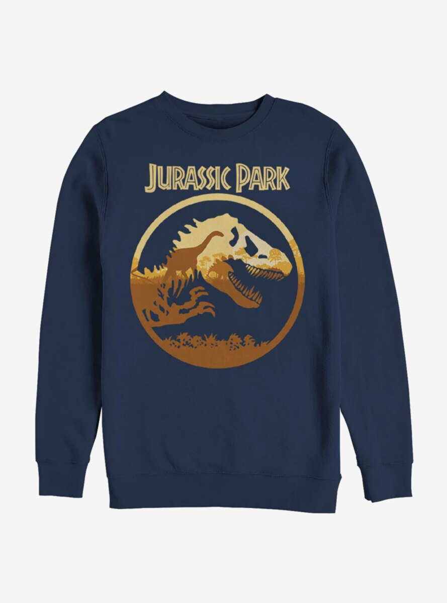 Jurassic World Jurassic Silhouette Sweatshirt