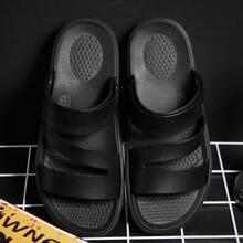 Guys Open Toe Two Way Wear Sandals