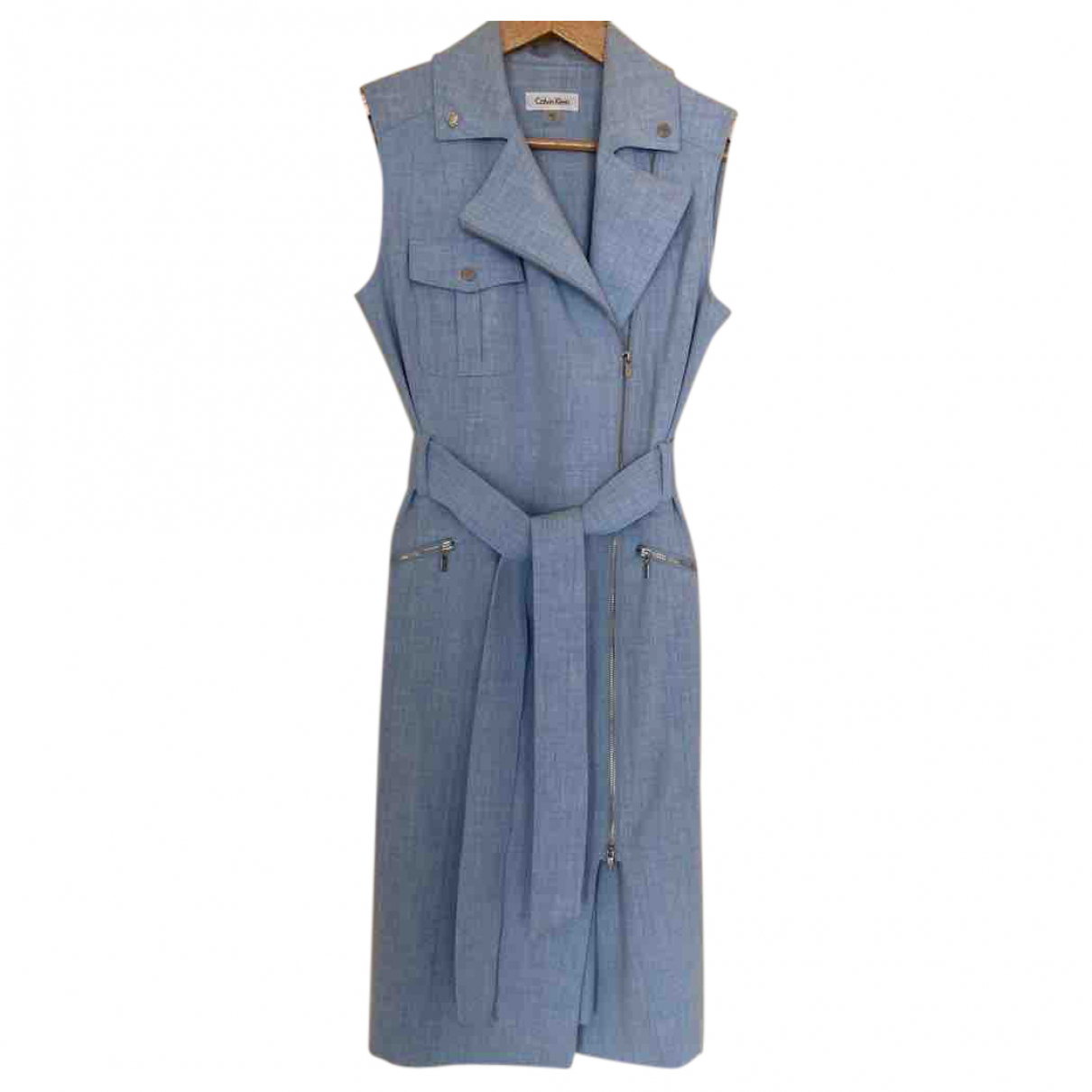 Calvin Klein \N Blue dress for Women 2 US