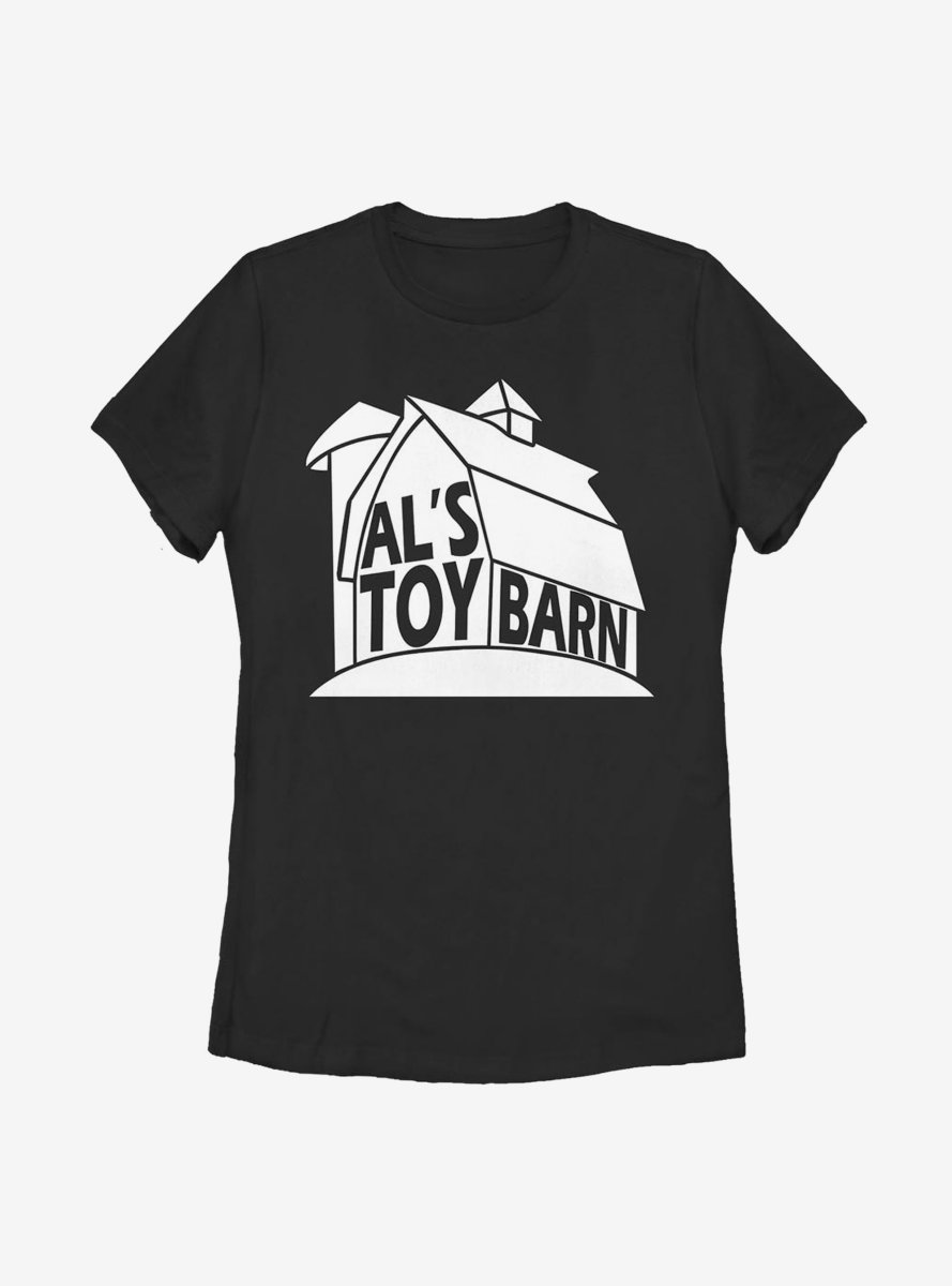 Disney Pixar Toy Story Barn Womens T-Shirt