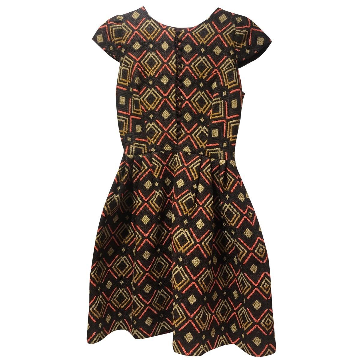 Issa - Robe   pour femme - marron
