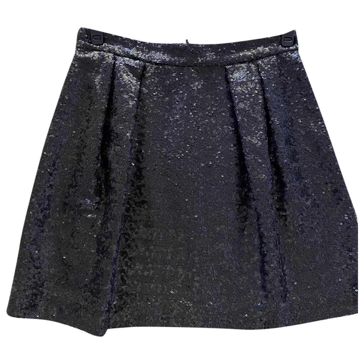 Mini falda de Con lentejuelas Msgm