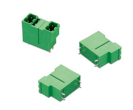 Wurth Elektronik , WR-TBL, 3335, 16 Way, 2 Row, Vertical PCB Header (30)