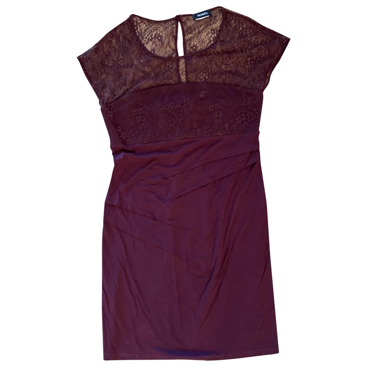 Mini vestido de Encaje Max & Co