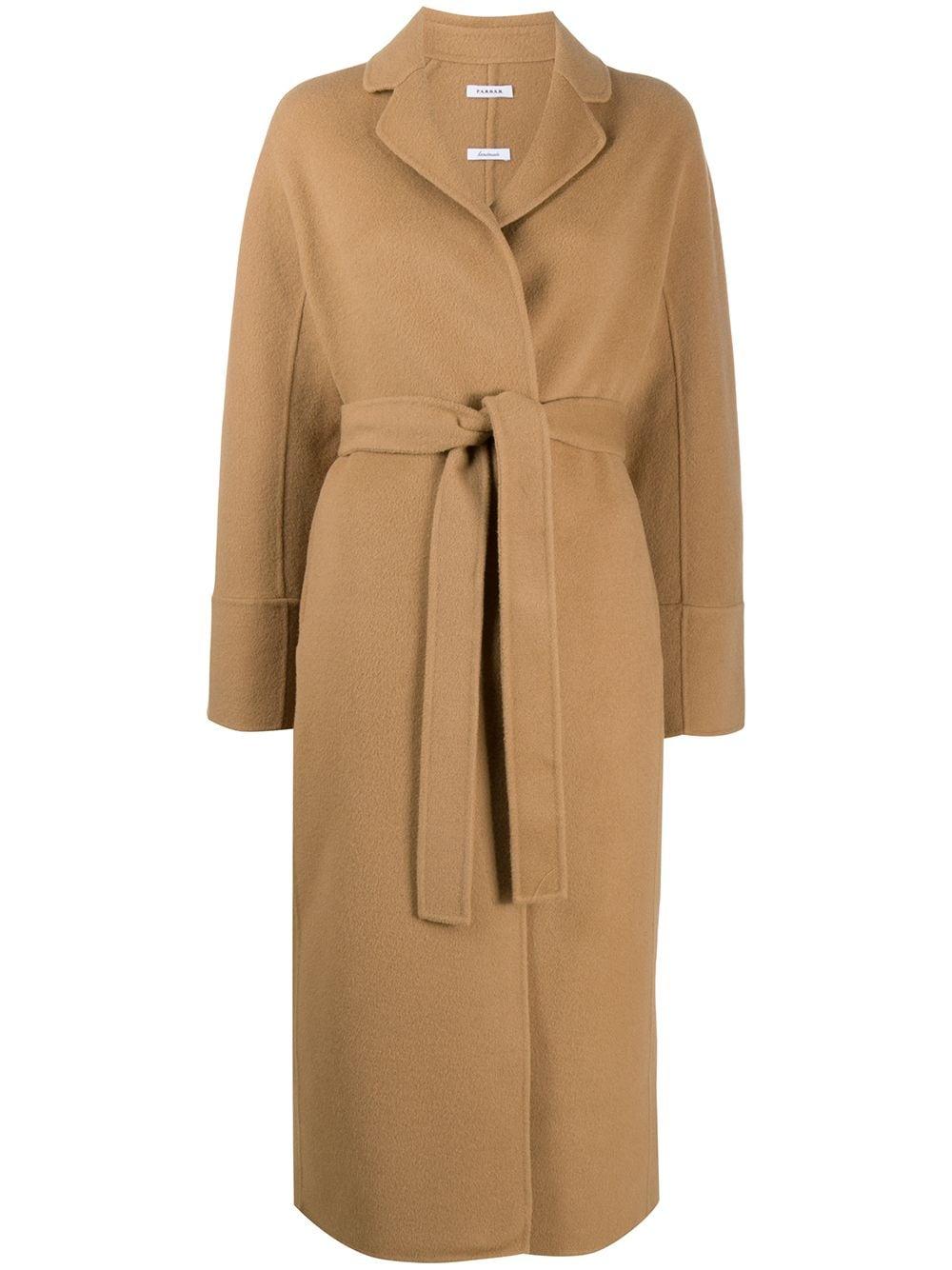 Leak Wool Coat