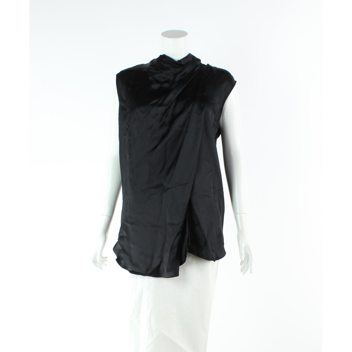 Celine \N Black  top for Women 40 FR