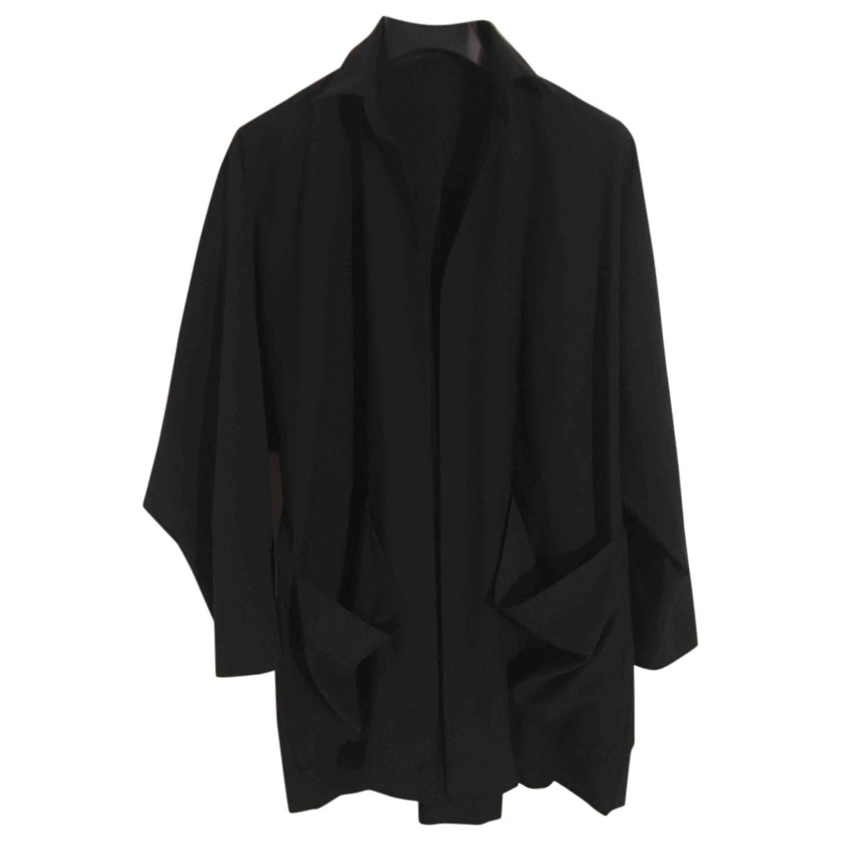 - Veste Oversize pour femme - noir