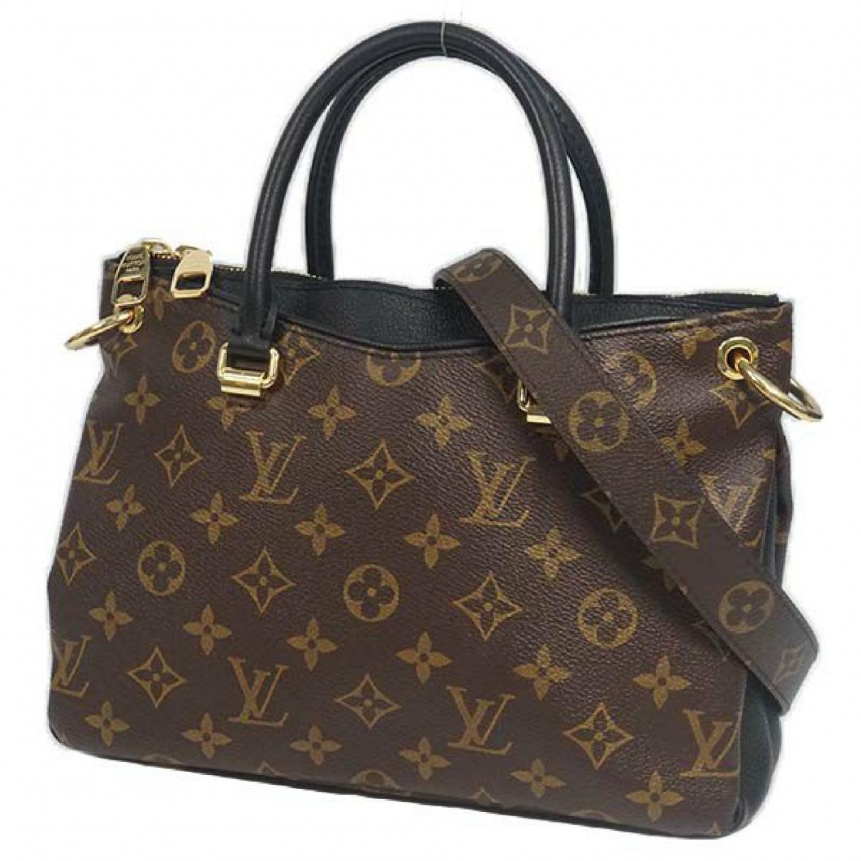 Bolso baguette de Lona Louis Vuitton