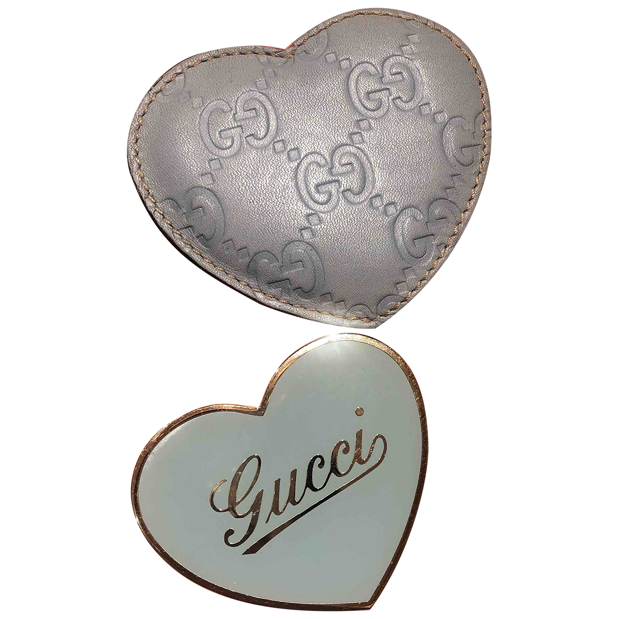 Espejo de Cuero Gucci