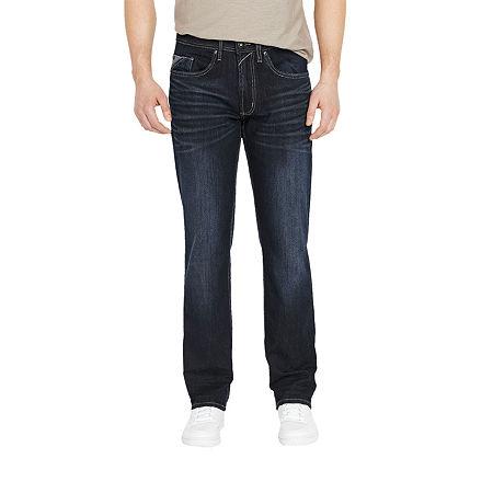 i jeans by Buffalo Spencer-X Mens Slim Regular Fit Jean, 38 32, Blue