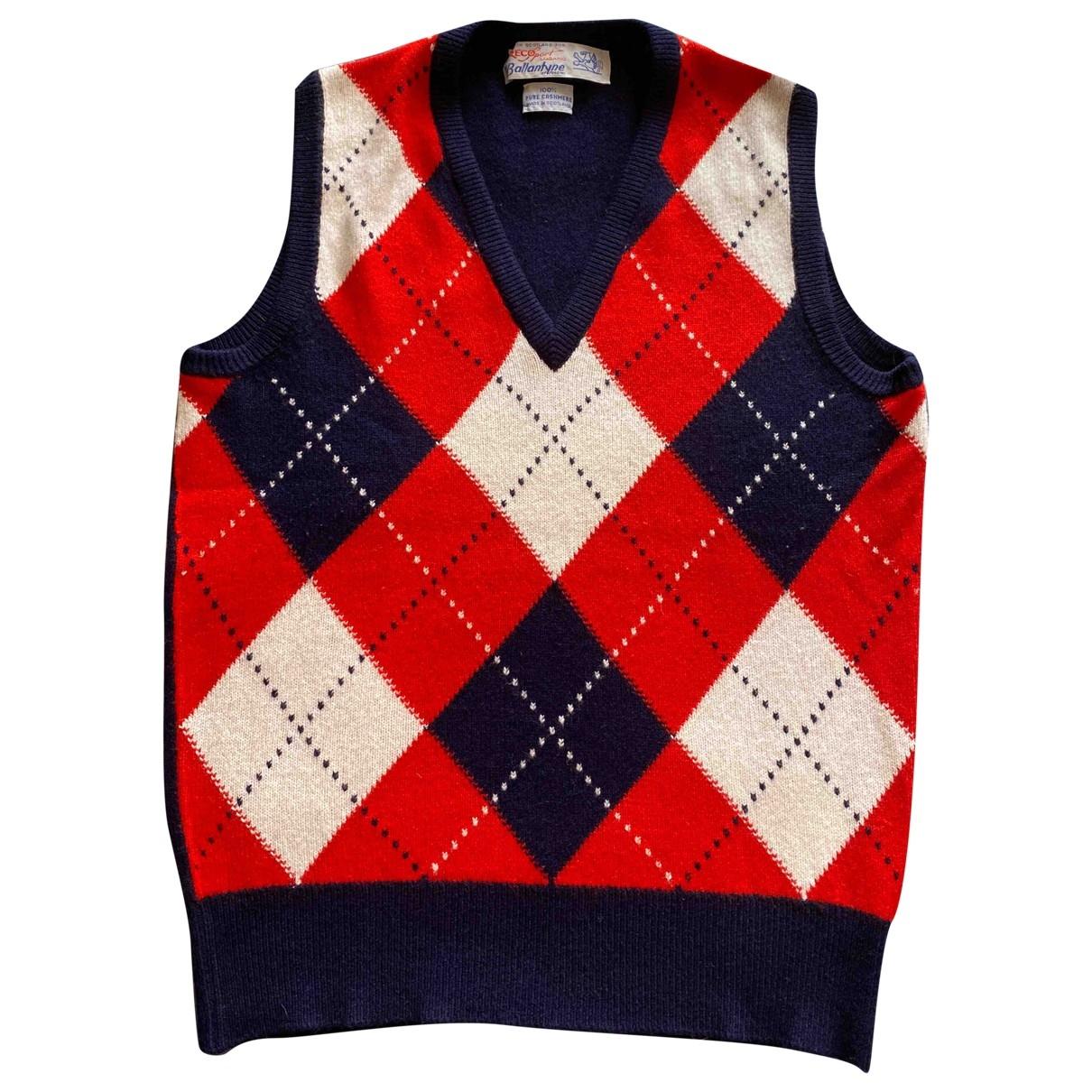 Ballantyne \N Pullover.Westen.Sweatshirts  in  Bunt Kaschmir
