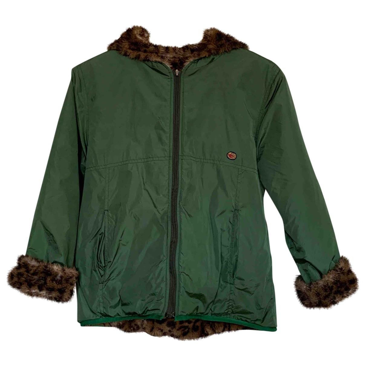 Bellerose \N Khaki jacket & coat for Kids 12 years - XS FR
