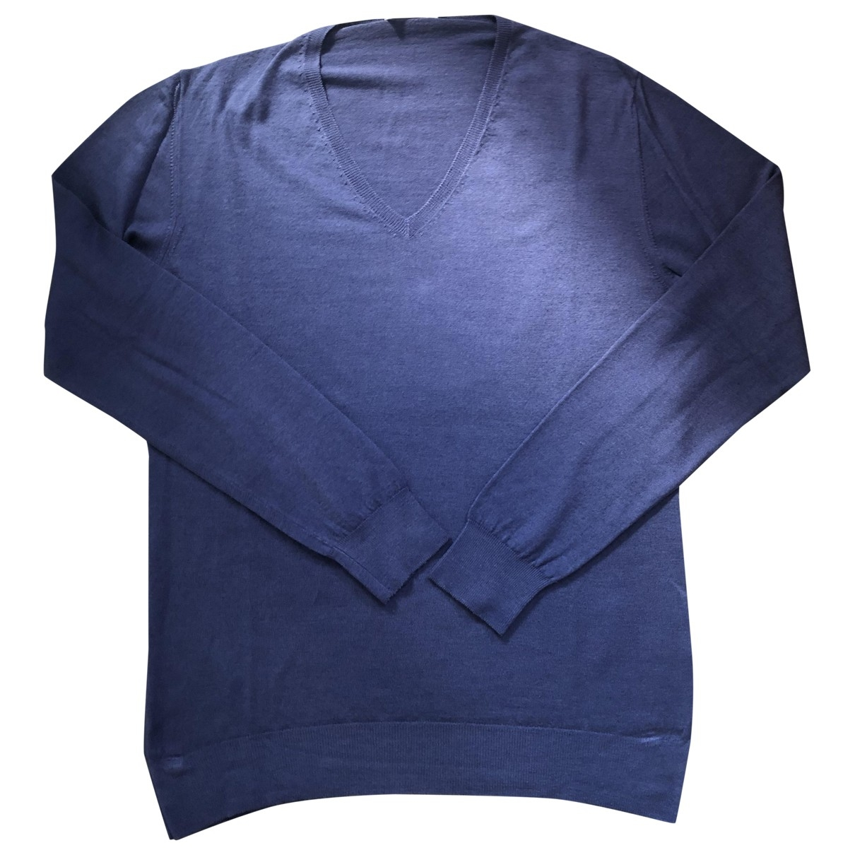 Prada \N Purple Wool Knitwear & Sweatshirts for Men 54 IT