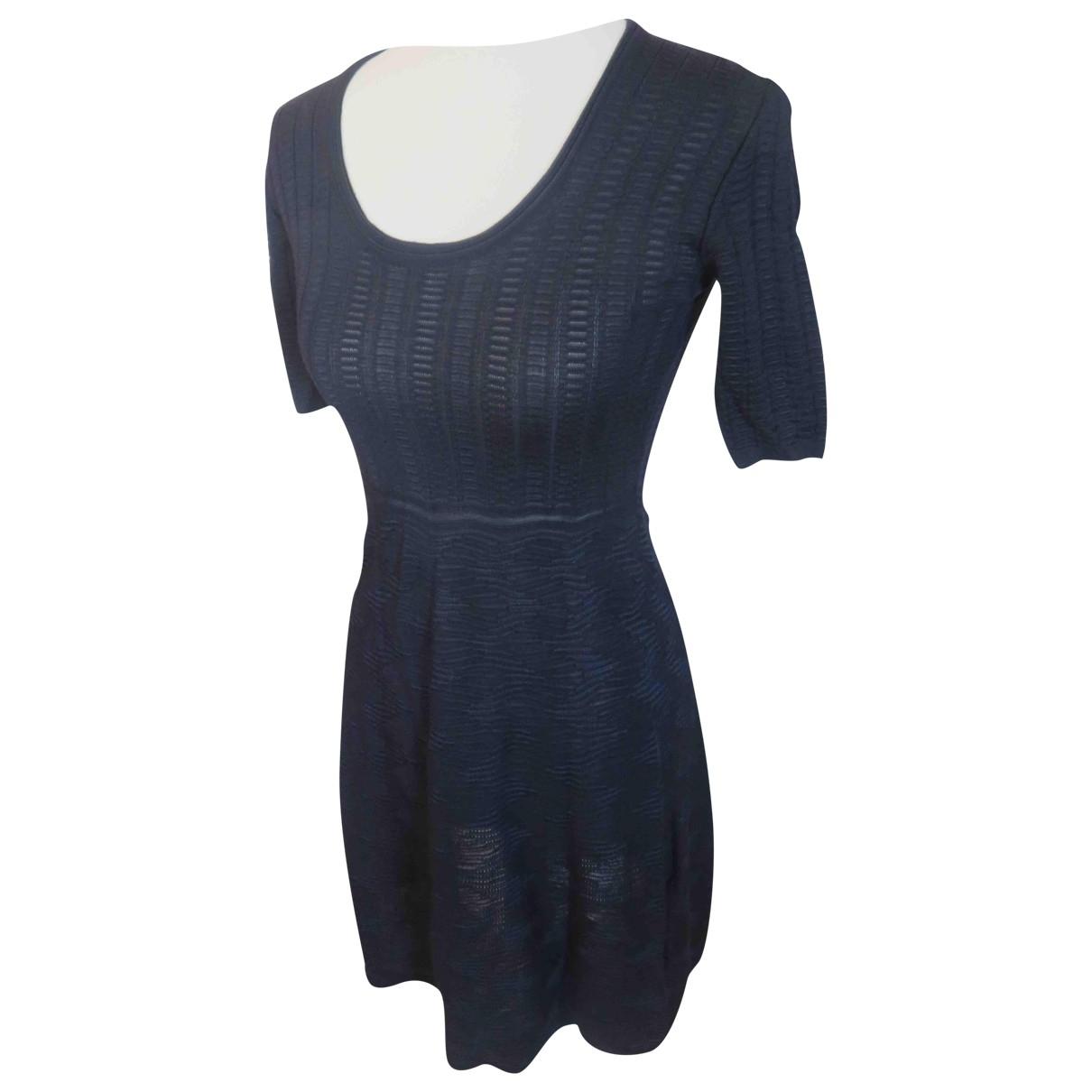 Mini vestido de Lana M Missoni