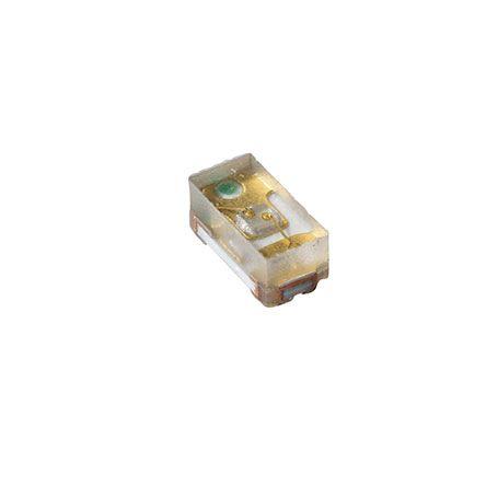 Bivar 2.6 V Green LED 1005 (0402) SMD,  SM0402GC (5000)