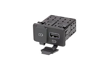 Molex Fixed Installation Car Power Adapter, 16V dc
