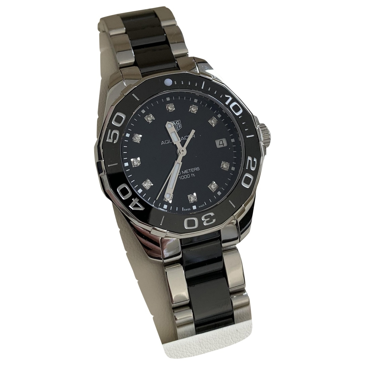 Tag Heuer Aquaracer  Anthracite Ceramic watch for Women \N