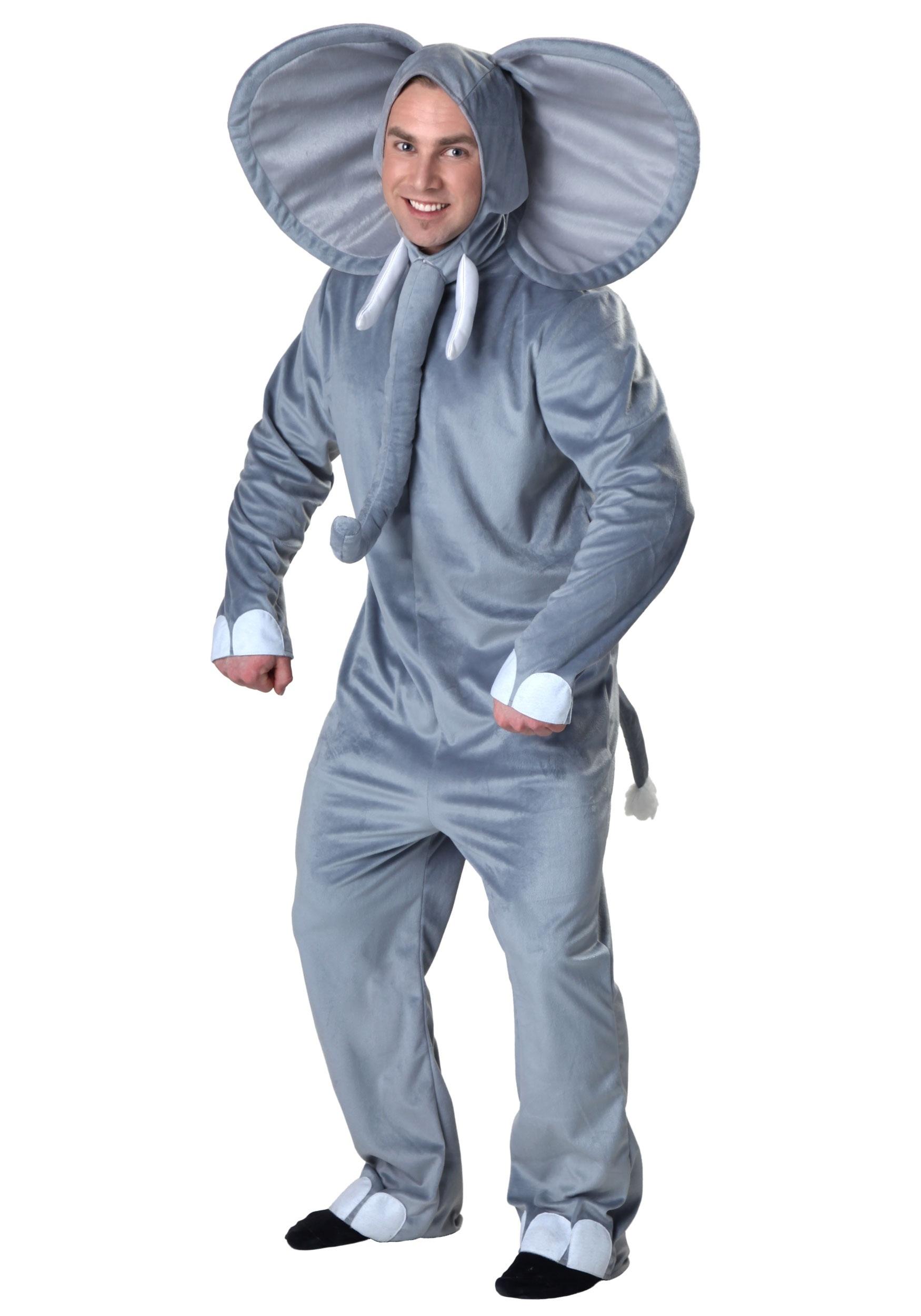 Happy Elephant Plus Size Costume