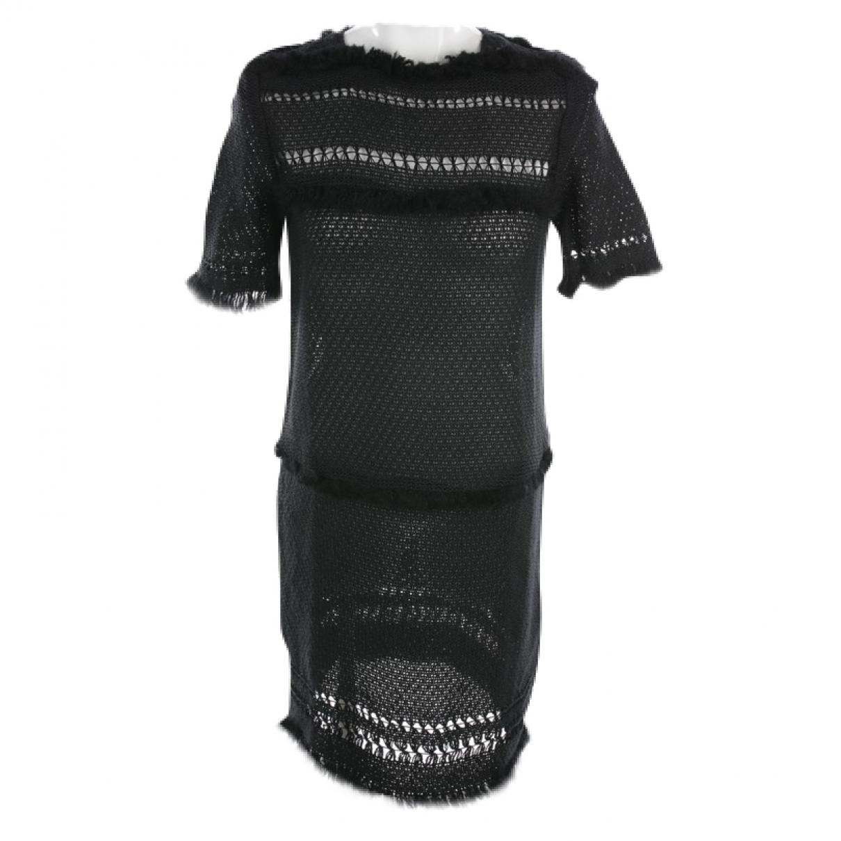 Isabel Marant \N Black Wool dress for Women 36 FR