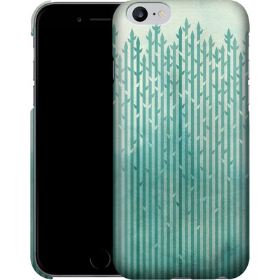 Apple iPhone 6s Plus Smartphone Huelle - Misty Morning von Little Clyde