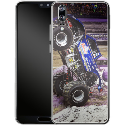 Huawei P20 Silikon Handyhuelle - Bite Firestone von Bigfoot 4x4